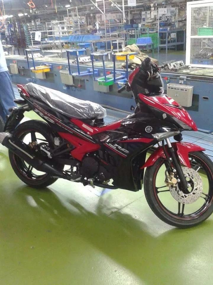Yamaha exciter 150 trước giờ g phân tích
