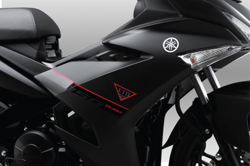 Yamaha exciter 150 bất ngờ bổ sung thêm phiên bản đặc biệt matte black