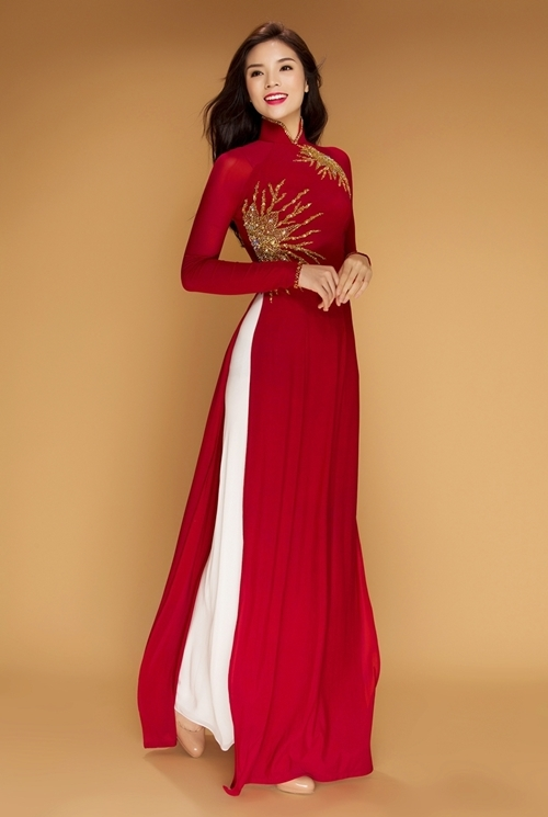 Hoa hậu kỳ duyên áo dài truyền thống hay cách tân thu hút hơn