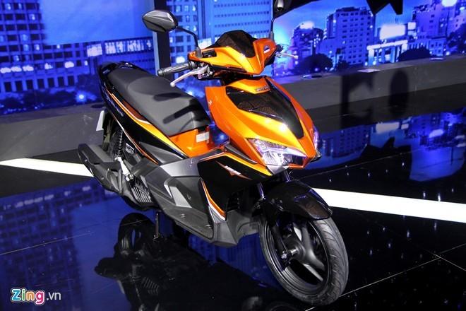 Loạt xe máy vừa ra mắt cạnh tranh thị trường